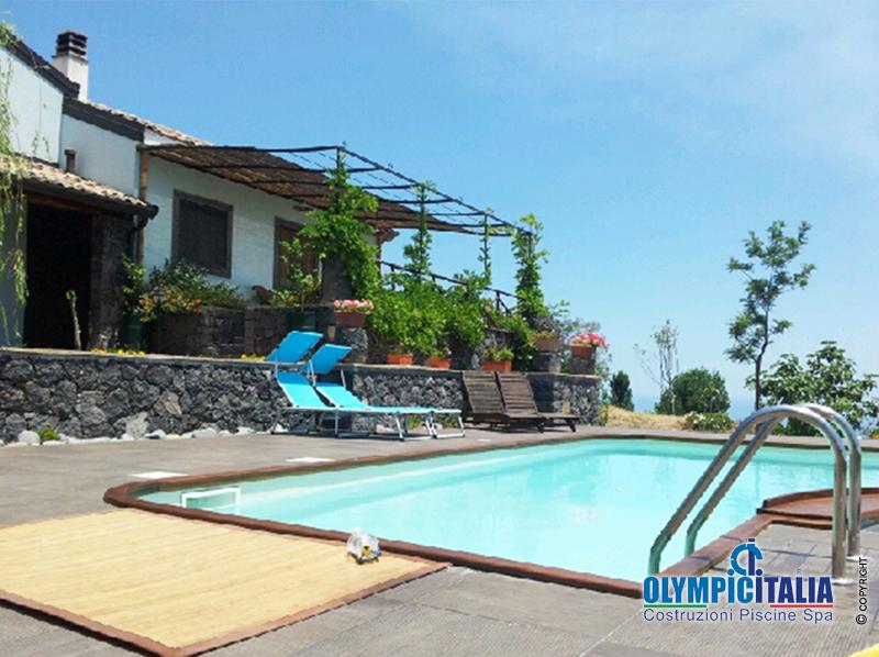 Costruzione vendita piscine catania realizzazione costruzione piscina pubblica per bed and - Piscina pubblica roma ...