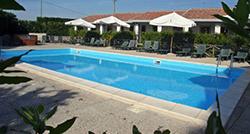 Hotel La palma, Capalbio