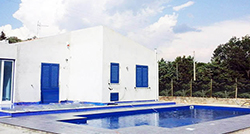 Piscina Dark Blue Plus