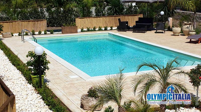 Costruzione piscina prefabbricata siracusa piscina in - Cerco piscina fuori terra ...