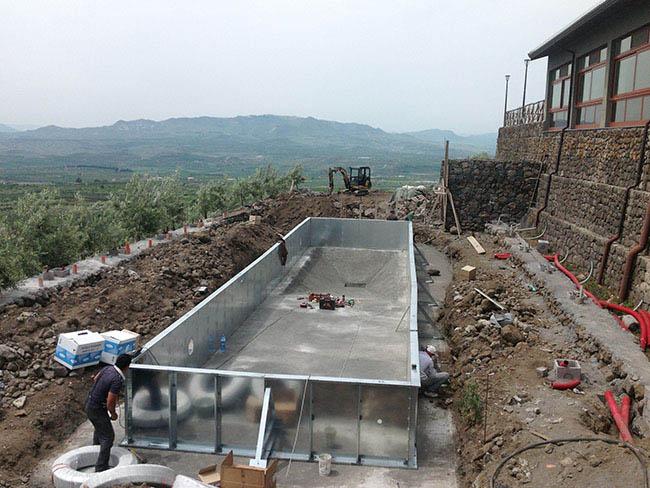 Costruzione vendita piscine catania realizzazione costruzione piscina pubblica per villa la - Piscina pubblica roma ...