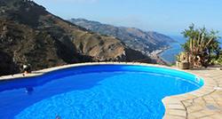 Villa Almoezia Taormina