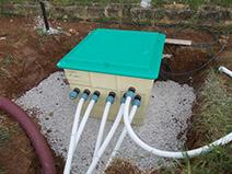 Realizzazioni piscine 2013 olympic italia costruzione piscine in italia - Locale tecnico piscina ...